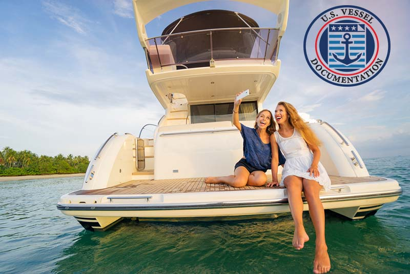 outstanding mortgages and liens on the boat