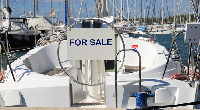what is a boat bill of sale