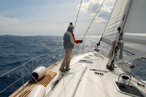 A USCG Form Site on Staying Warm During Cold Boating